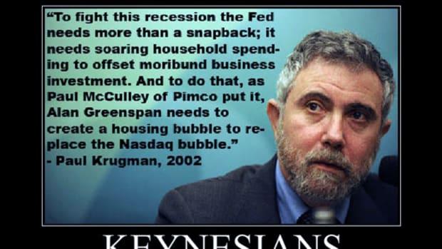 keynesians-fail