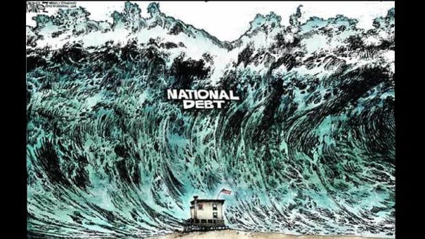 National Debt - Michael Ramirez
