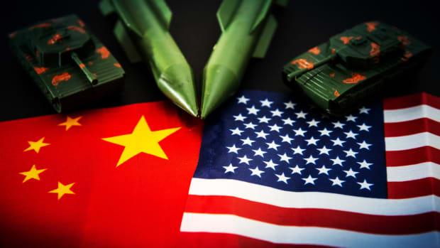china:us rockets iStock-992758652