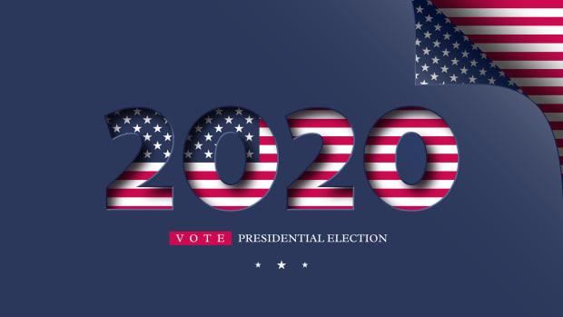 2020 Election - iStock-1178276896