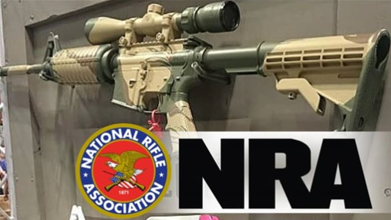 NY ATTORNEY GENERAL TO SEEKS DISSOLUTION OF THE NRA