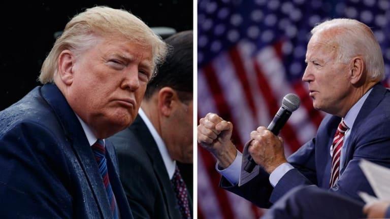 AMERICA'S MOST GLARING CRISIS: TRUMP VS BIDEN