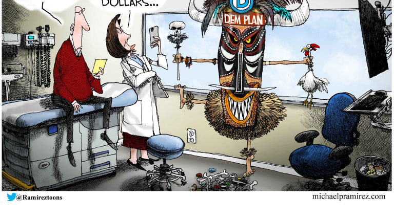 Democrat Witch Doctors