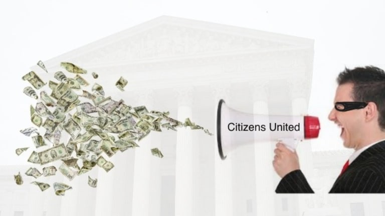 Have House Democrats Given Up on Overturning Citizens United?