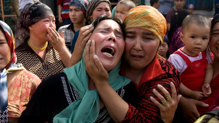 Uighurs Genocide as Xi Jinping Steamrolls Expansion through the Middle East. Article 2: China's Drive for Global Domination