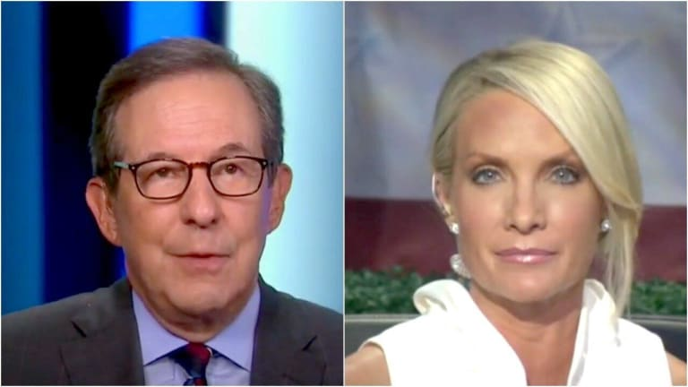 TRUMP FURIOUS AT FOX NEWS WHEN NEWS HOSTS PRAISE MICHELLE OBAMA'S SPEECH