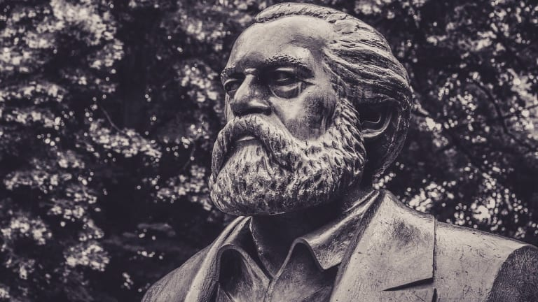 WHY RIGHT-WINGERS GET KARL MARX ALL WRONG