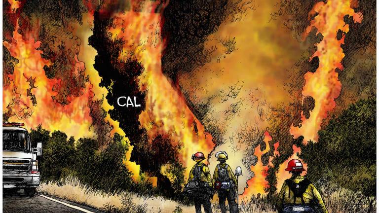 California Ablaze 08-25-20