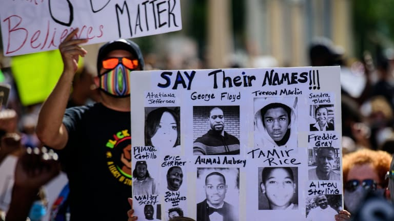 TRAYVON MARTIN AND KYLE RITTENHOUSE: A TALE OF TWO TEENS