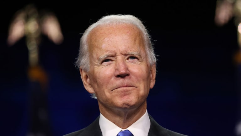 BIDEN'S CAMPAIGN APPEAL TO REPUBLICANS IS A RUINOUS STRATEGY