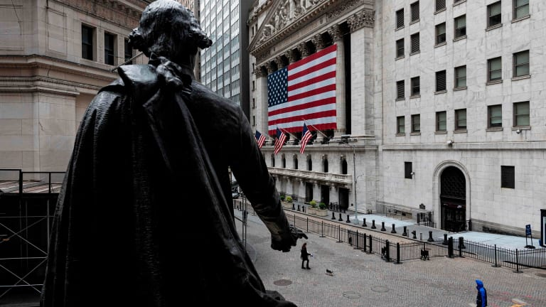 WALL STREET THRIVES DURING PUBLIC HEALTH, SOCIAL UNREST, AND ECONOMIC CRISIS