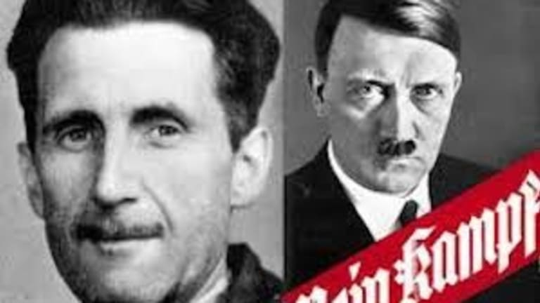 VIDEO: ORWELL'S REVIEW OF HITLER'S 'MEIN KAMPF'
