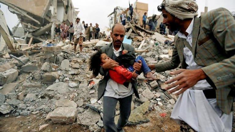 20 Yrs. of U.S. Neverending War: 37 Million Displaced, 12 Million Dead