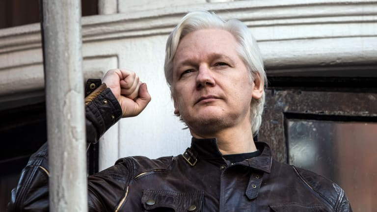 Chomsky, Alice Walker: Julian Assange is On Trial For Truth Telling, Not His Character
