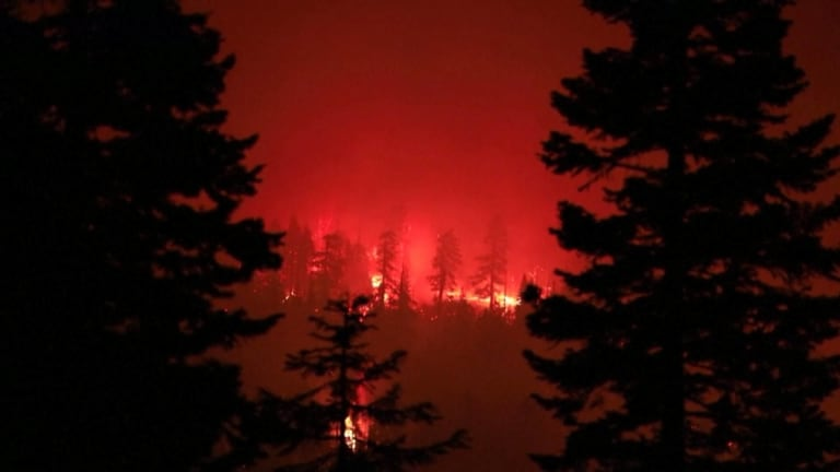 Climate Change And The West Coast Fires: Millions of Acres Burned, Sun Blotted Out