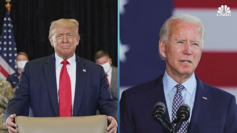 Majority in Swing States See Both Trump and Biden Mentally Unfit