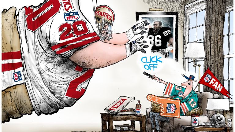 Turning off the NFL 09-13-20
