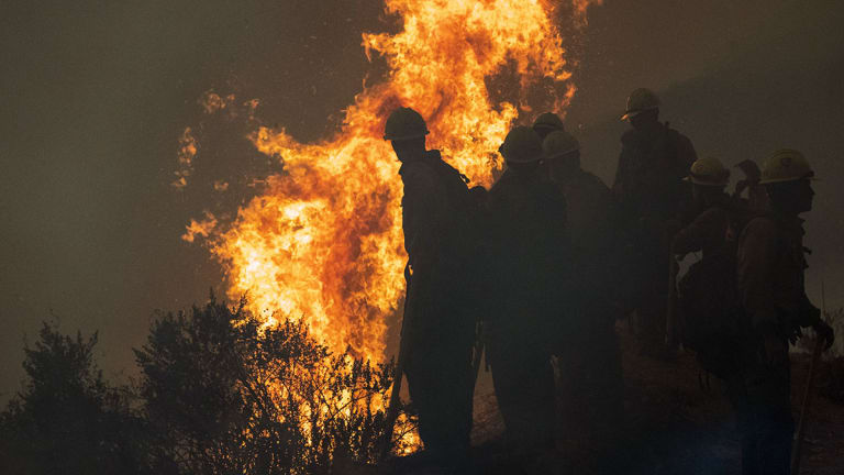 """Video: Oregon Ecologist/Firefighter Says, """"These Are Climate Fires"""""""