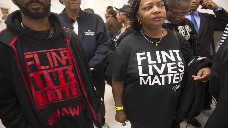 Flint Residents: $600 Million Settlement Will Not Make Us Whole