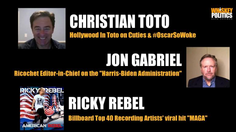 Ep. 257 - Christian Toto on Cuties & Oscars, Jon Gabriel on the Harris Admin & Ricky Rebel on MAGA
