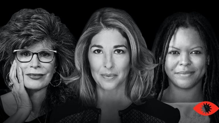 NAOMI KLEIN: SURVEILLANCE IN AN ERA OF PANDEMIC AND PROTEST