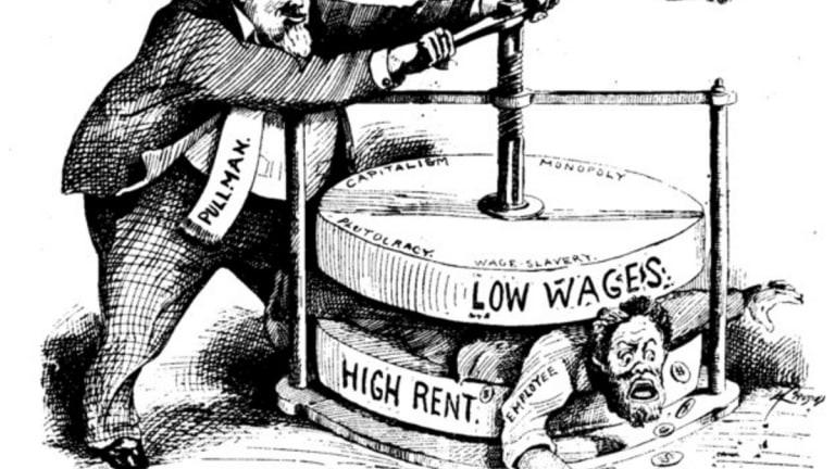 Video: Chris Hedges on Exploitative Capitalism and Junk Economics
