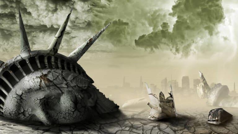 The Crumbling U.S. Empire