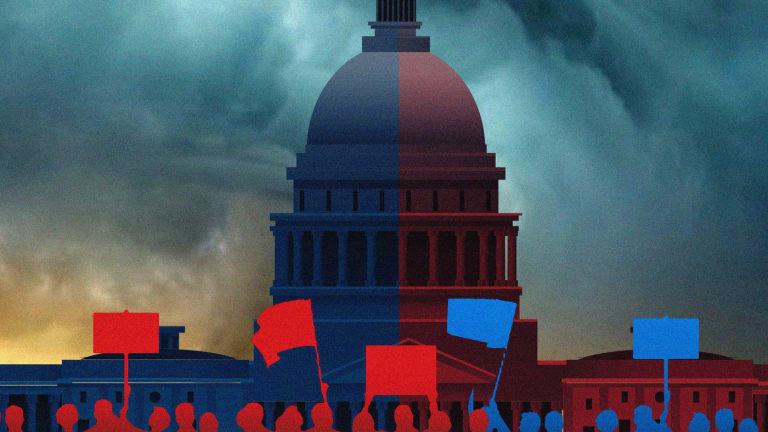 The Terrible Downward Spiral of Lesser Evil Voting