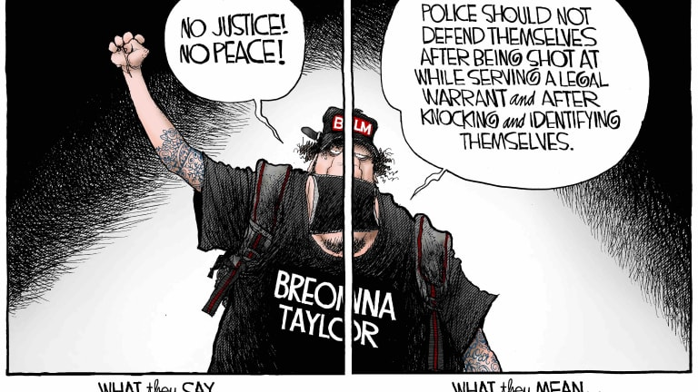 The Breonna Taylor Tragedy 09-27-20
