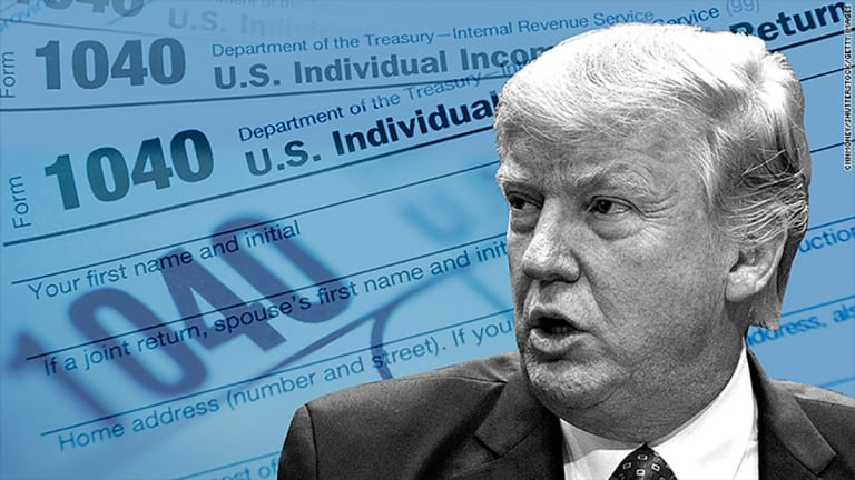 Trump's Taxes: An Indictment of American Oligarchy