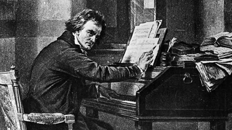 Beethoven Composed The Music of Leftist Revolution