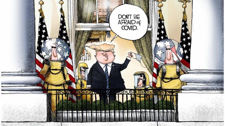 Trump's Optimism 10-07-20