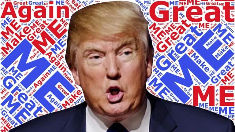 Trump's Malignant Narcissism May Doom The GOP