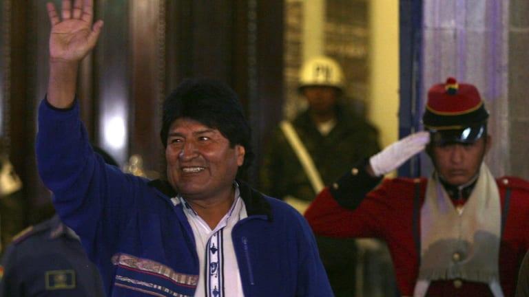Bolivian Voters 'Un-Coup' Evo Morales