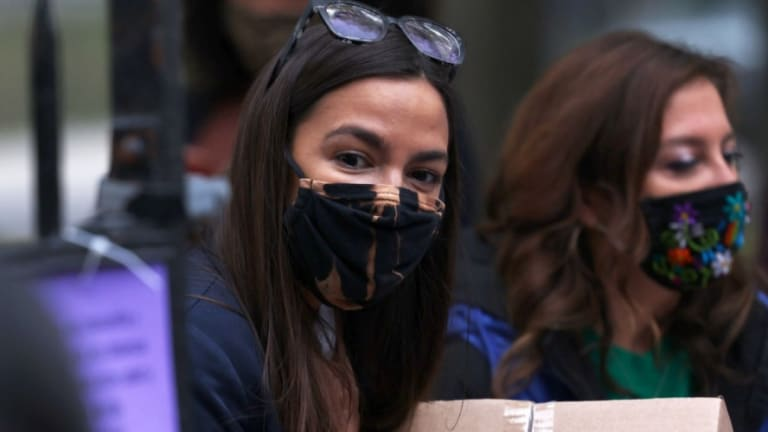 AOC Asks: Why Should Democrats Be Listening to John Kasich? He's Dangerous...