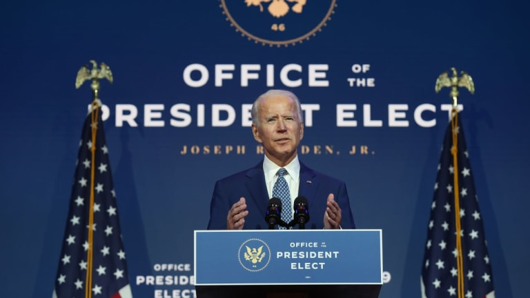 The 2020 Election Was Anti-Trump - Not Approval For Biden's Valueless Corporate Centrism
