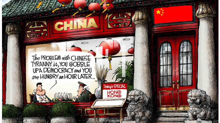 Chinese Hunger for Tyranny 11-13-20