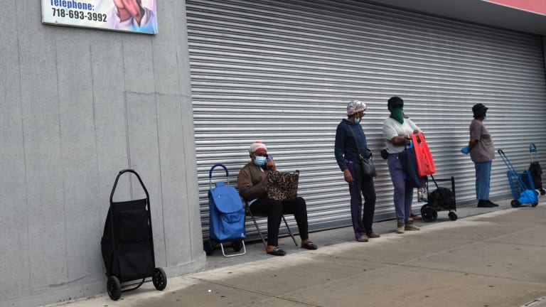 Pandemic Plunges 8 Million More Into Poverty With No Relief