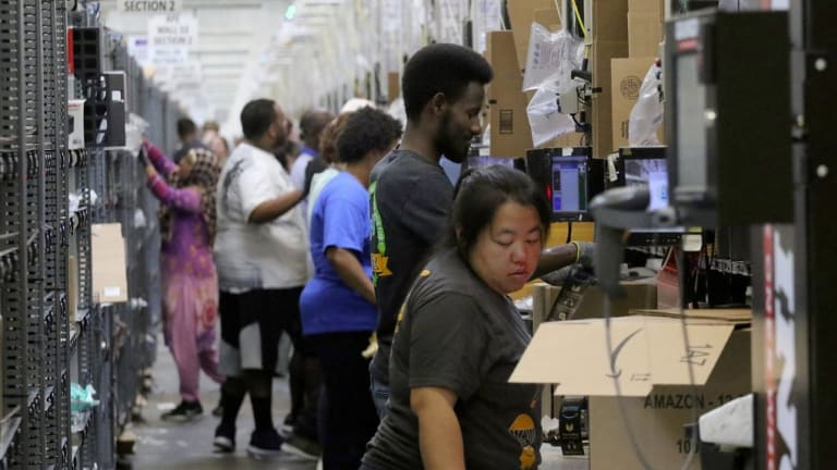 Amazon Workers in Alabama File for Unionization Vote