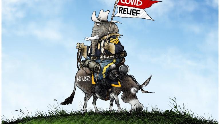 Covid Cavalry 12-04-20