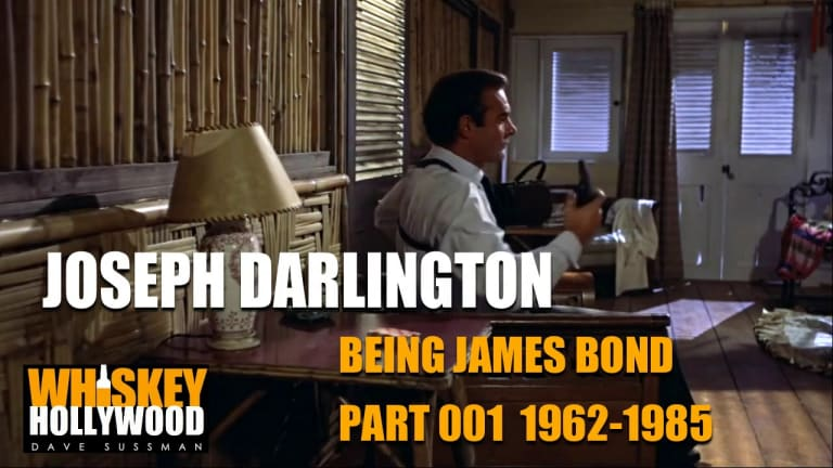The Quintessential 007 Part One: 1962-1985 - Being James Bond with Joseph Darlington