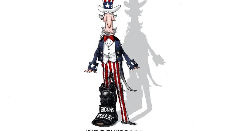 Biden's Boot 12-05-20