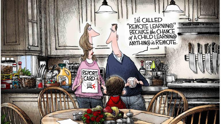 Closed Schools Fail Kids 12-11-20