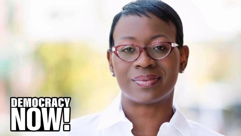 Video: Nina Turner Kicks Off Her Campaign For Congress