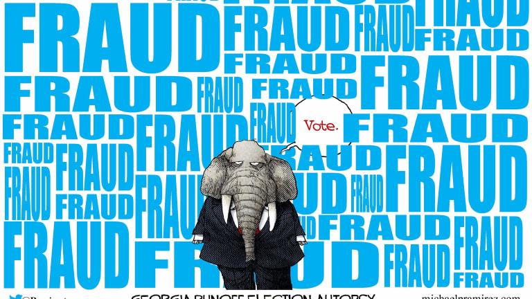 Fraud and GOTV Failure 01-09-21