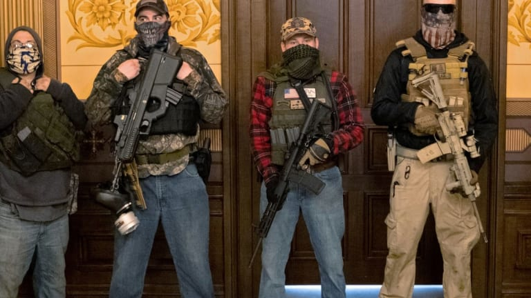 We Don't Need New Terrorism Laws To Quell Rightwing Terror