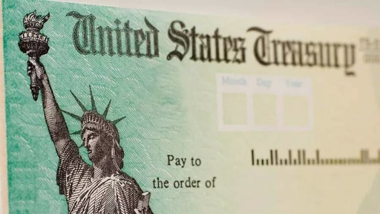 $2,000 Checks Now—And Make Them Monthly