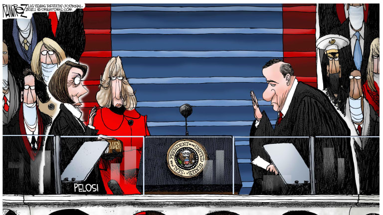 Shadow Presidency 01-19-21