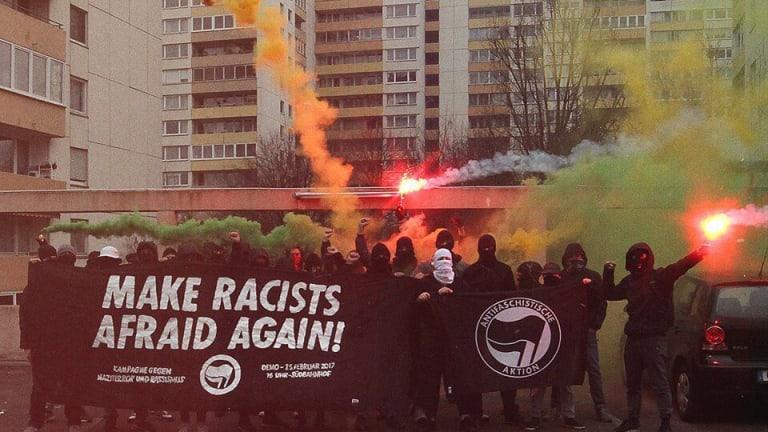 Mark Bray Interview: No Platform for Fascists