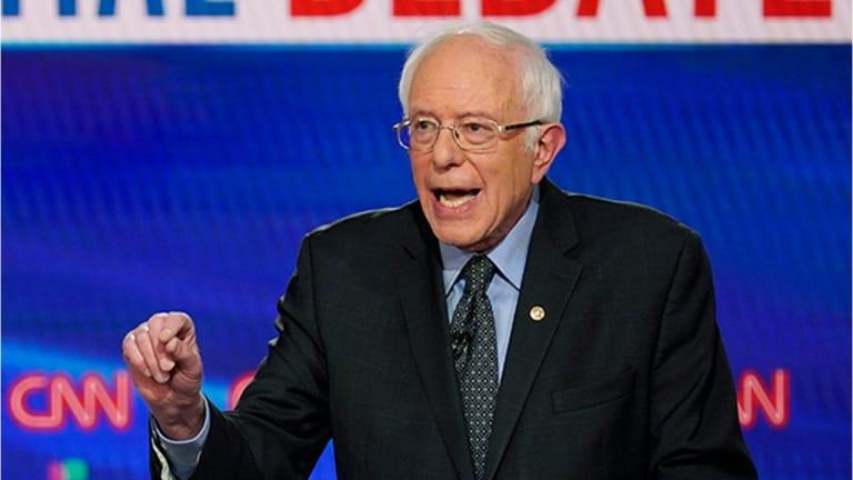 """Bernie Sanders: """"Dems Better Deliver Big..."""""""